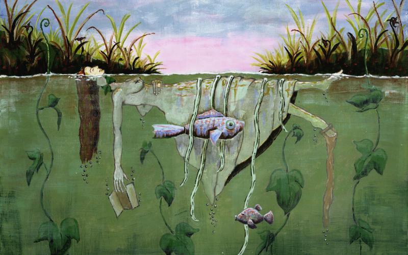 Bughouse - Rebecca Johnson
